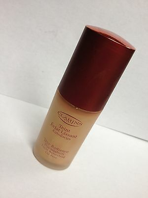 Clarins True Radiance Foundation Light Reflecting CHESTNUT #13 LOT L New No Box