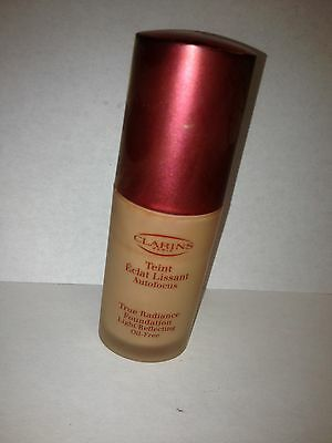 Clarins True Radiance Foundation Reflecting TENDER GOLD #10 LOT L New No Box