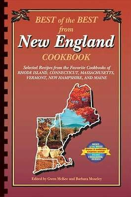 Best of the Best from New England Cookbook-BRAND NEW