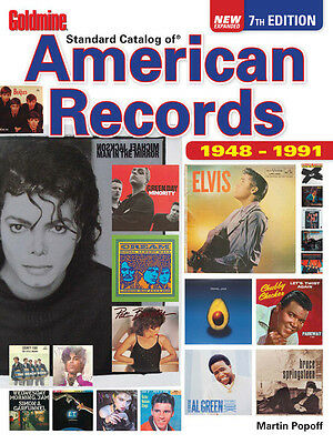 Goldmine Standard Catalog of American Records 1948-1991 Price Guide 7th Edition