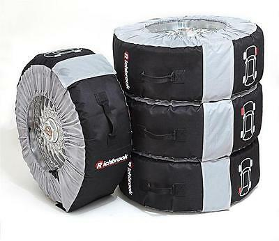 Car Tyre Wheel Bag Set Of 4 Storage Bags For Wheels & Tyres By Richbrook
