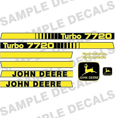 Case IH, Challenger, Hesston, John Deere,  New Holland, Massey Ferguson Decals