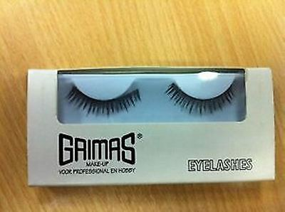 Grimas Eyelashes (Various See Listing) (Stage / Theatre / Screen / Film)