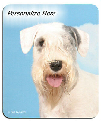 Sealyham  Terrier   ( 7 )    Personalized  Mouse Pad