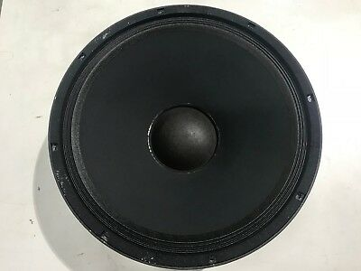 Klipsch 18 inch 8 ohm woofer - newly reconed at Speaker Hospital