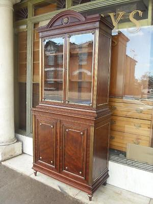 Antique French Empire  Dresser / Bookcase / Sideboard