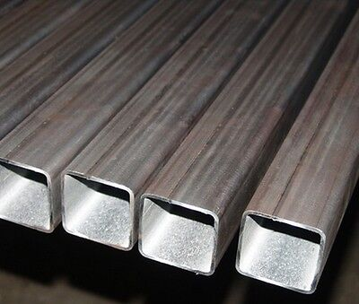 Cut To Size 25mm Square 1.6 wall Galvanized Steel Tube Pipe Fence Cheap!!!!!