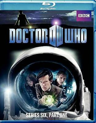 Doctor Who ~ Complete Sixth Series 6 Six, PART ONE ~ NEW 2-DISC BLU-RAY SET