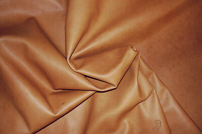 BARKERS HIDE & SKINS N79  Spice.  Very soft analine nappa leather from France