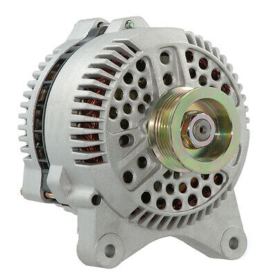 200A HIGH OUTPUT  for FORD E F SERIES PICKUPS VANS ALTERNATOR 4.6 5.4 6.8L 99-08