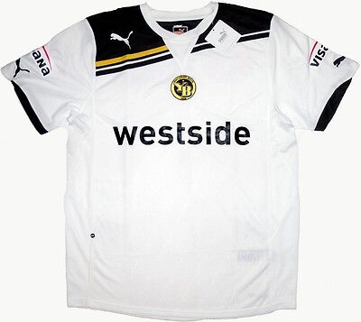 Young Boys BSC Player Issue Football Shirt Soccer Jersey Maillot Switzerland