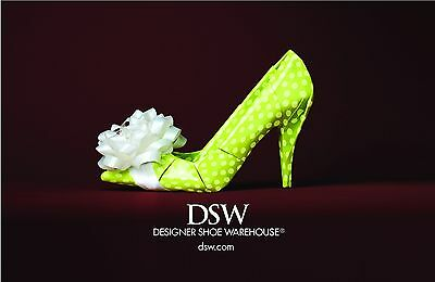 DSW Gift Card $25/ $50/ $100