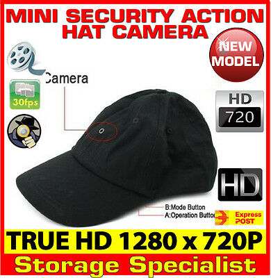 Action Camera Wireless Security Cameras Cap Sport Bike Recorder