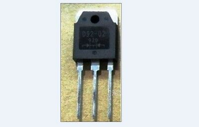 1 PCS ESAD92-02 D92-02 LOW LOSS SUPER HIGH SPEED RECTIFIER TO-3P New