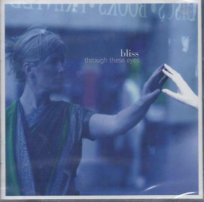 Yoga CD - Through These Eyes by Bliss