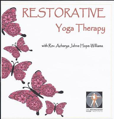 Restorative Yoga DVD