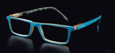 DOUBLEICE OCCHIALI GRADUATI DA LETTURA PRESBIOPIA B.BLUE +1,50 READING GLASSES
