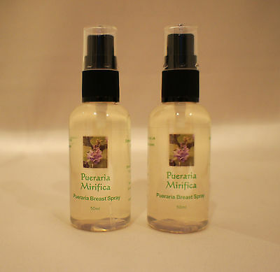 Pueraria Mirifica Breast Spray (Buy 1 Get 1 Free) Free Post
