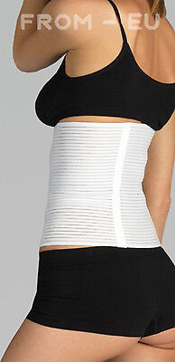 DELUXE Medical Grade POST NATAL BELT Postpartum Brace Pregnancy C-SECTION Girdle