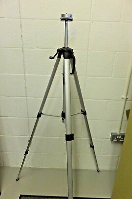 ELEVATING TRIPOD & bag for LASER LEVELS, same style as DeWalt DE0841 / DE0881