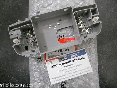 2004-2008 Genuine Acura Tsx Center Map Light Base Unit 34404-Sda-A21 New Oem