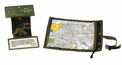 "New Rothco 9195 Waterproof Camouflage Map & Document Pouch/Case 13.5"" X 13.5"""