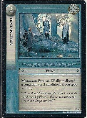 Mines of Moria Cave Troll's Chain #53 Rare Lord of the Rings CCG