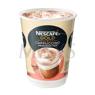 32 Nestle Nescafe & And  2 Go Cappuccino Coffee In Cup Drinks Worldwide Delivery