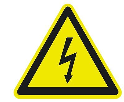 Danger High Voltage Electric Warning Safety Label Sign Decal Sticker USA  D179