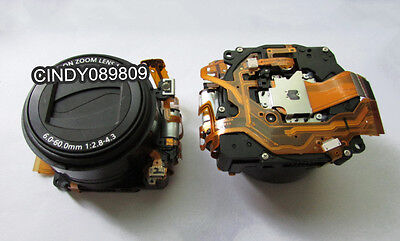 Original Lens Zoom Unit Part For Canon Powershot SX120 IS Camera with ccd