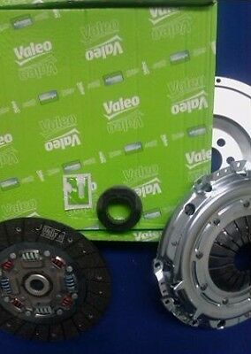 Seat Leon 1.9 Tdi 105Hp Single Mass Flywheel & Valeo Clutch Conversion Pack