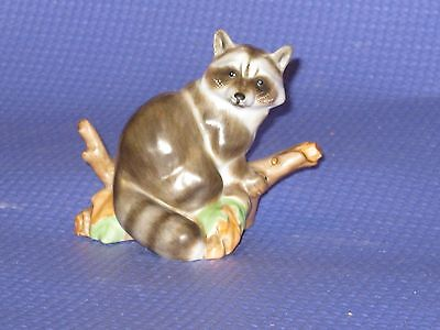 HEREND NATURAL COLORED GUILD 2004 RACCOON  NEW