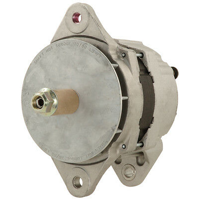 ALTERNATOR Fits DELCO 21SI 1-WIRE HOOKUP FRIGHLINER KENWORTH MED HD TRUCK 220A