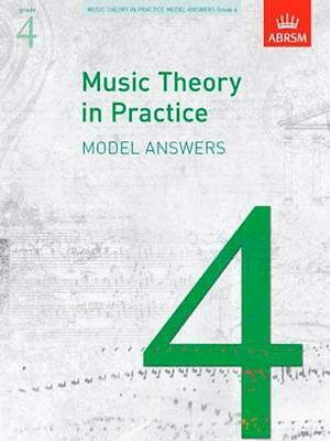 ABRSM: Music Theory in Practice, Grade 4 (Model Answers) AB1175