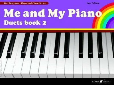 Me and My Piano Duets Book 2 (New Edition), Waterman and... FM53204