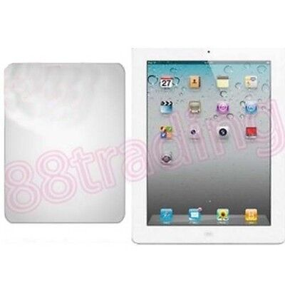 2 x Screen Protector Film Guard for Apple iPad 4 iPad 4th Generation