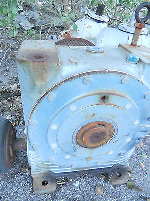 David Brown Radicon Worm Gear Aa2002U 25-1