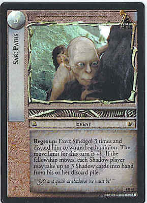 Lord of the Rings CCG - EOF - Safe Paths #44 Rare