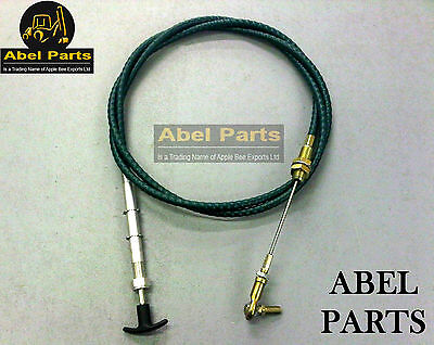 Jcb Parts 3Cx -  Boom Lock Cable - P21 (Part No. 910/60106)