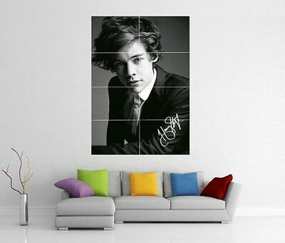 Harry Styles One Direction 1D Take Me Home Up All Night Giant Art Poster H223