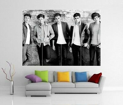 One Direction 1D Take Me Home Up All Night Giant Wall Art Print Poster H219