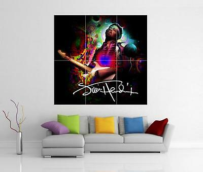 Jimi Hendrix Electric Ladyland Experienced Giant Wall Art Print Poster H254
