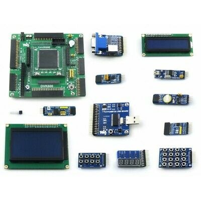 XILINX Board XC3S500E Xilinx Spartan-3E FPGA Development Kit+2 LCDs +12 Modules