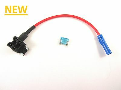 Add a Fuse Circuit APS Mini Low Profile Blade Holder Fusebox Connector