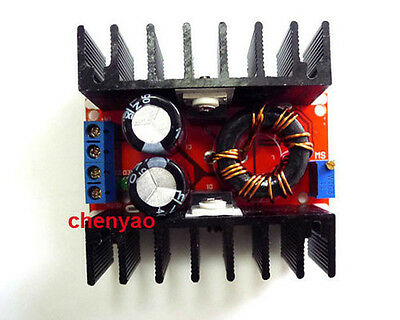5pcs DC Converter Boost 10-32V to 12-35V 150W Step Up Voltage Power Supply 6A