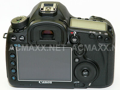 "ACMAXX 3.0"" Wide HARD LCD SCREEN ARMOR PROTECTOR for CANON EOS 6D 6 D DSLR Body"