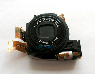 Lens Zoom Assembly Unit Repair Parts for Canon A3000 IS with CCD Replacement