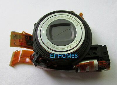 Original Lens Zoom Assembly Unit for Canon A3100 IS with CCD Replacement
