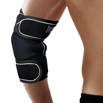 Elbow Support Sleeve for Pain Tennis / Golfers Elbow Sprain Breathable Neoprene