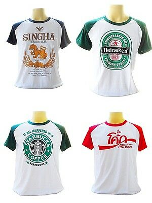 Men's Sport Running Boxing T Shirt Short Sleeves Size M, L, XL Cotton NEW